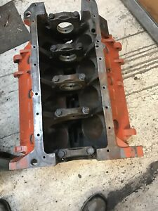 Big Block Mopar 413 Chrysler Dodge Plymouth Bare Engine Block Std Bore Dated 71