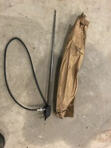 Vintage Volkswagen Side Mount Antenna Nos Beetle Bug Bus