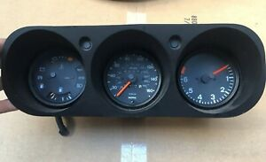 87 Porsche 924s Instrument Cluster Speedometer Tach Dash Gauges Rat Hot Rod