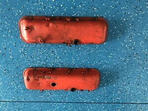 454 Chevy Engine Valve Covers
