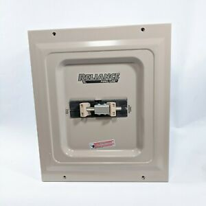 Tca0606d Generator Transfer Switch 60 Amp Reliance Controls Priority Shipping