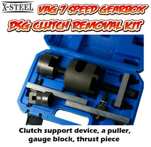 7 Speed Dsg Dual twin Clutch Of Gearbox Removal Kit Puller Vw Audi Vag