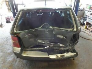 Driver Left Center Pillar Station Wgn Fits 01 05 Passat 9848243