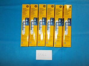Lot Of 6 Ge Exterior Refridgerator Icemaker Water Filtration System Gxrtdr