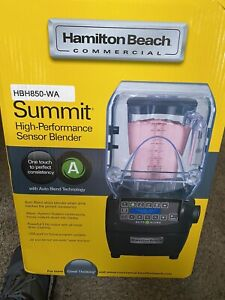 Hamilton Beach Hbh850 Summit 3 Hp 64 Oz High Performance Bar Blender 120v