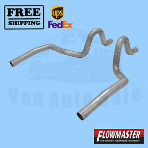 Exhaust Tail Pipe Flowmaster For Chevrolet Chevelle 1968 1972