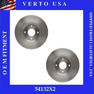 Front Brake Rotors For Ford Focus 2005 2006 2007