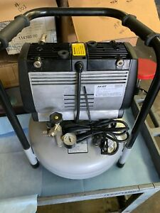 Jun air Of302 15b 15 Liter 4 Gallon Quiet Medical dental Compressor new