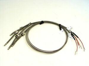 Lot Of 4 Watlow 10djbgb036a Thermocouples G594885