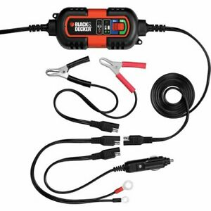 Portable Car Battery Charger Jump Start Power Starter Booster Jumper Cables Led