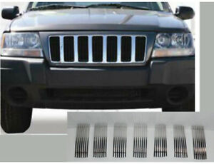 Sgb39080 Grille Accent Fits 1999 2004 Jeep Grand Cherokee 4dr Suv