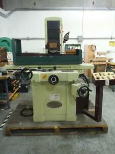 G0567 Grizzly Surface Grinder 10 X 20 Used Machine