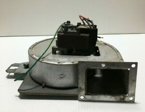 Bomax Type B tp Exhaust Fan Blower Motor Assembly 911 7203 Used m237