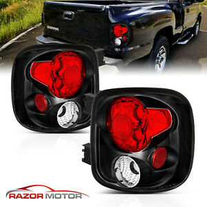 1999 2004 For Chevy Silverado Gmc Sierra 1500 2500 3500 Stepside Tail Lights