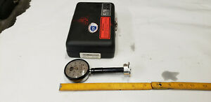 Rex 1600 oo Type Oo Dial Durometer Gauge In Hard Case S n Oo 1164