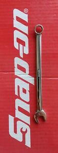 Snap On Tools 11mm Standard Length 12 Pt Combination Wrench Oexm110 Mint