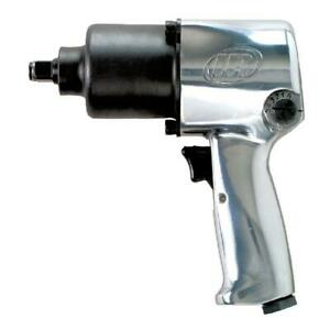 Ingersoll Rand 1 2 Inch Drive Super Duty Impact Wrench Titanium Housing Hammer