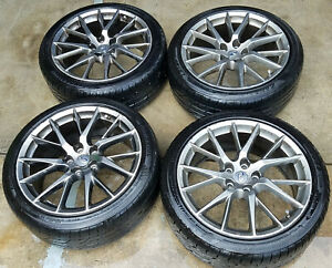 11 14 Infiniti G37 Q60 Coupe 19 Inch Wheels Rims W Tires set Of 4 Or4 wh424
