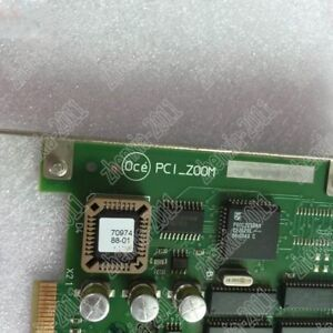 1pc Used Oce Scanner Printer 5584716 01 Pci_zoom Capture Card