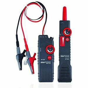 Noyafa Nf 820 Upgraded Underground Cable Wire Locator With Locate Free Ship