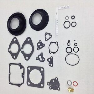 Zenith Stromberg 1 Barrel Carburetor Kit 150 175cd Volvo Penta Marine