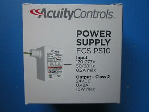 Acuity Power Supply Fcs ps10