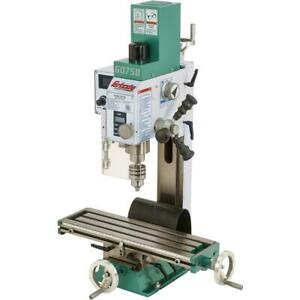 Grizzly G0758 6 X 20 3 4 Hp Mill drill