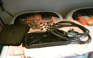 Vintage Trunk Mount Battery Relocate Kit W Extras