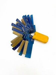 Lot 12 Snap on K Personality Keys Chip Key For Mt2500 Solus Scanner