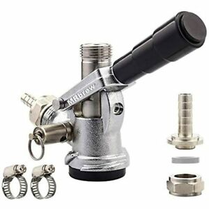 Beer Keg Coupler Us Sankey D System Tap With Stainless Steel Probe Free Ship