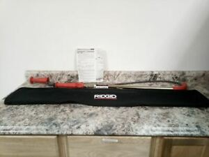 Ridgid 56663 1 2 In Cable Dia 6 Ft Cable L Closet Auger