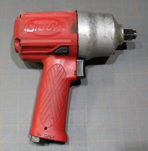 Sioux Tools snap On Company Iw500mp 4r 1 2 Drive Air Impact Gun Pneumatic