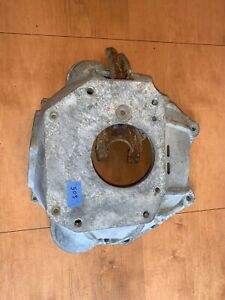 65 72 581 Bell Housing Pontiac Old Buick With Through Out Fork