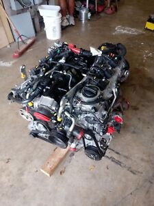 Brand New 2015 Maserati Complete Engine With Transmission 670032489
