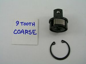 1 2 Drive Ratchet Repair Kit 49945r For Blackhawk Others Coarse Tooth 9t