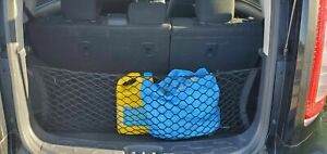 Rear Trunk Envelope Style Mesh Organizer Cargo Net For Kia Soul 2010 2013 New