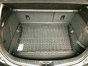Rear Trunk Floor Style Organizer Mesh Web Cargo Net For Mazda 3 2010 2013 New