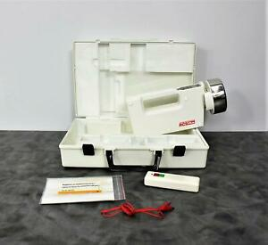 Biotest Hycon Centrifugal Air Sampler Rcs Plus And Carrying Case