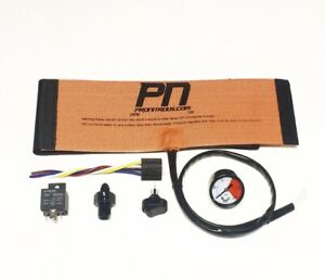 Nitrous Bottle Heater Kit Non Adjusting