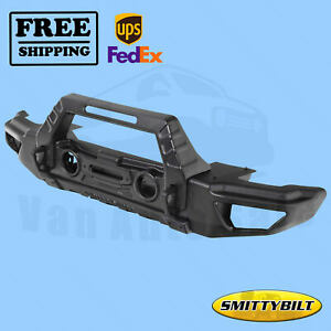 Front Bumper Wings Smittybilt For 2007 2010 Jeep Wrangler