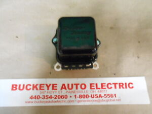 1119515 1119516 Electronic Voltage Regulator Delco Cover Nors