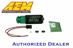 Aem 50 1215 High Flow E85 340lph In Tank Fuel Pump Kit 2006 2011 Honda Civic Si
