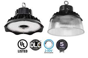 Led High Bay Warehouse Light Bright White Ufo Factory 400w 600w Equivalent