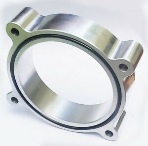 Throttle Body Spacer For Mustang 2011 2019 5 0 Smooth Bore Usa Made free Ship