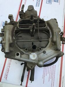 1973 Dodge Charger Thermo Quad Carburetor 9134s 145 8 Used core