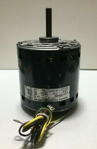 Genteq 5kcp39rgad54as Blower Motor 3 4hp 200 230v 1080rpm Used Mb180