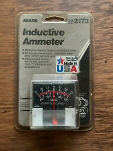 Sears Inductive Ammeter