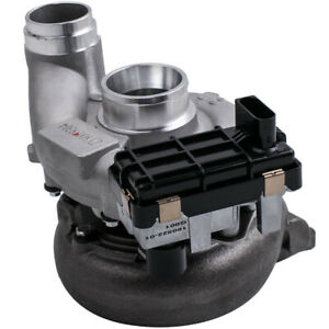 For Jeep Grand Cherokee 3 0 Diesel Om642 Engine Turbo Turbocharger A6420901480