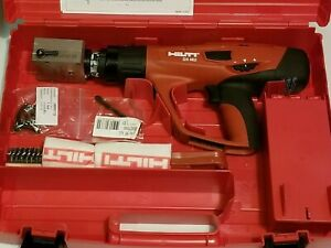 Hilti Dx 462 Powder Actuated Tool With X hm Head Pre Owned