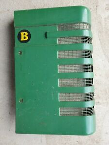 1949 John Deere B Tractor Grill Right Hand Side